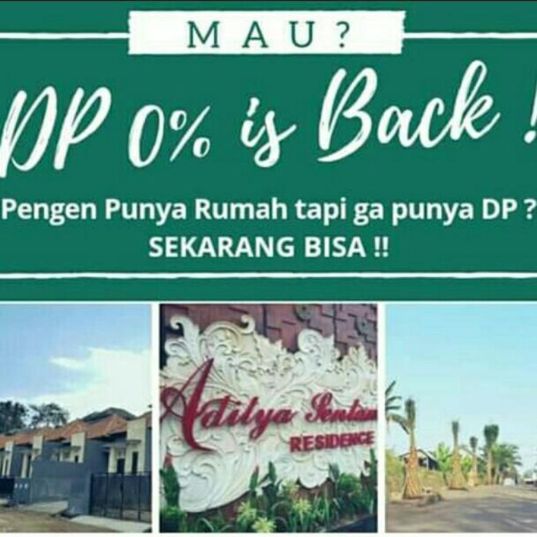 Rumah Dp O% Exclusive di kota Tabanan Bali