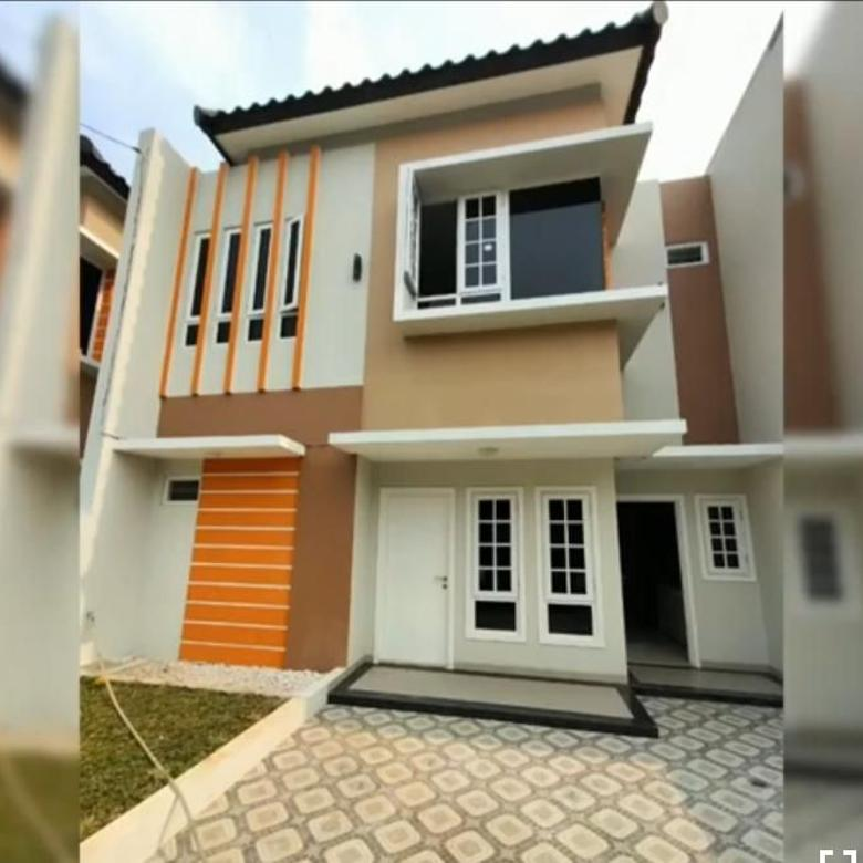 Rumah Ready 2 Lantai di Kompleks,Strategis di Ciracas Jakarta