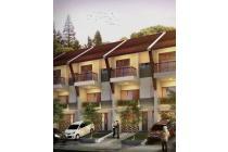 Dijual Rumah Semi Villa Baru 3 lantai, di Setiabudi Bandung, Harga 470jtan.