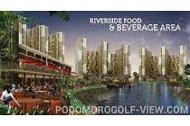 Podomoro Golf View. Apartemen dengan harga Rusunami di kawasan kota terpadu