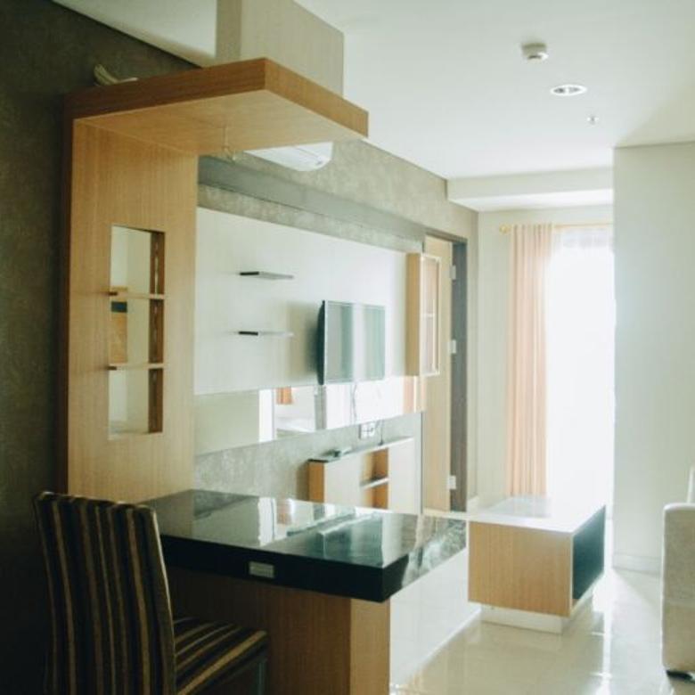 Apartemen Tengah Kota Di ASTON SOLO, Full Furniture