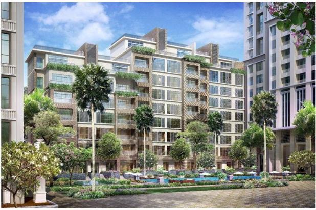 Rp29,7mily Apartemen Dijual