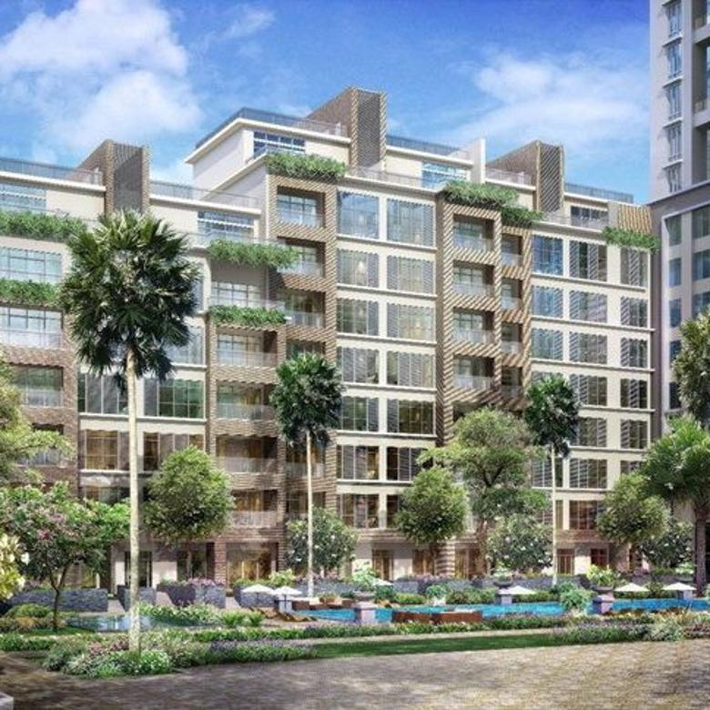 Le Parc Residences The Townhomes at Thamrin nine UOB Plaza