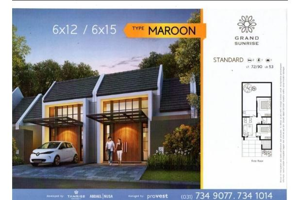 Rumah 2 lantai by Provest 14316712