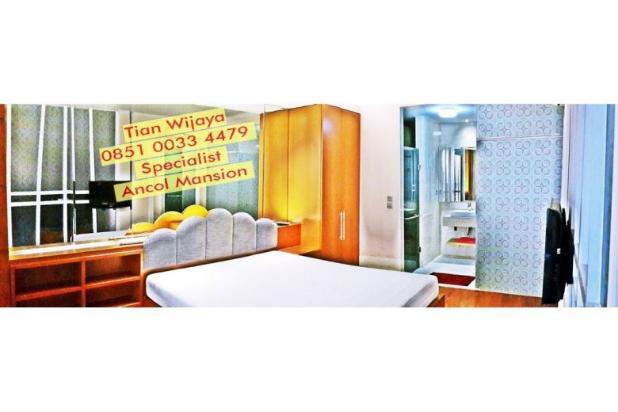 Disewakan bulanan Apartemen Ancol Mansion 67m2 View Laut ( Jarang Ada) 8877583