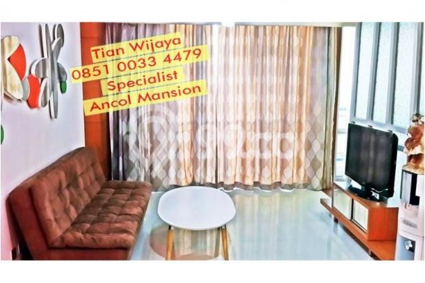 Disewakan bulanan Apartemen Ancol Mansion 67m2 View Laut ( Jarang Ada) 8877586