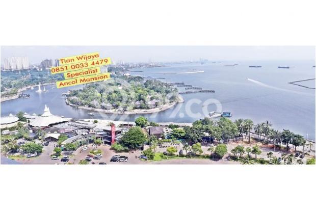 Disewakan bulanan Apartemen Ancol Mansion 67m2 View Laut ( Jarang Ada) 8877587