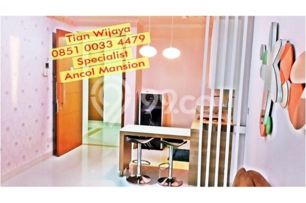 Disewakan bulanan Apartemen Ancol Mansion 67m2 View Laut ( Jarang Ada) 8877588