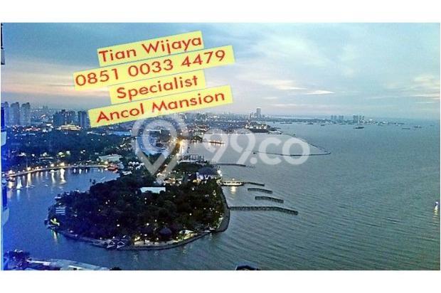 Disewakan bulanan Apartemen Ancol Mansion 67m2 View Laut ( Jarang Ada) 8877589
