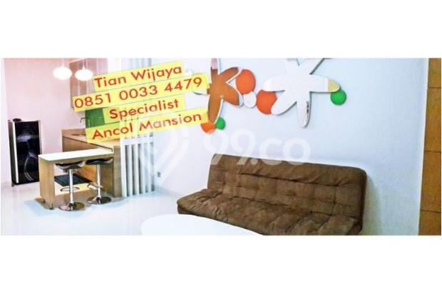 Disewakan bulanan Apartemen Ancol Mansion 67m2 View Laut ( Jarang Ada) 8877590