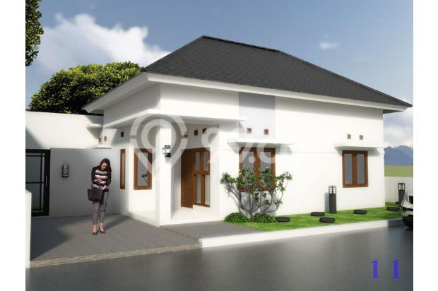 Dijual Rumah Baru di Pandowoharjo Sleman Utara Perum GTA 14419053