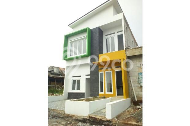 Rumah EXCLUSIVE 2 Lantai MEWAH Terjangkau di Depok Timur Free ALL In 17150319