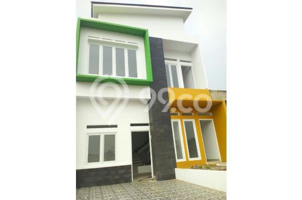 Rumah EXCLUSIVE 2 Lantai MEWAH Terjangkau di Depok Timur Free ALL In 17150321