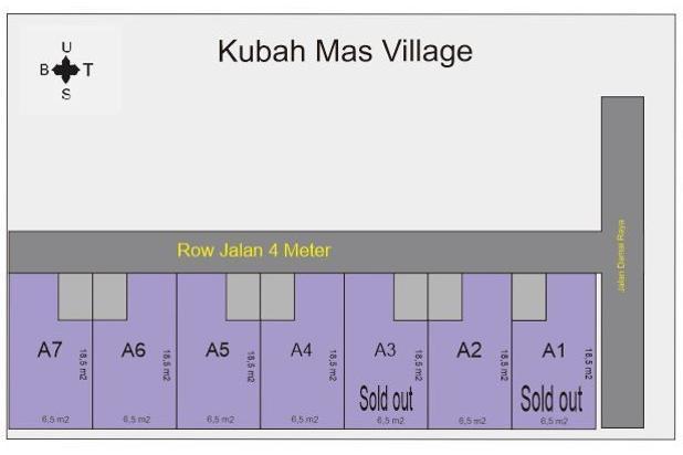 Jaminan Pasti Akad KPR, Rumah Dijual Meruyung Limo Depok, Siap Huni 17824539