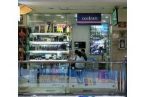 Di Jual Kios dengan luas 23,4 m2 lokasi di Mall Ambasador lantai 1