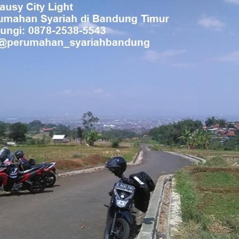 Rumah Syariah Dua Lantai Bandung Timur View Cantik Kota Bandung