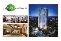 Dijual murah Apartemen The Aspen Residences 2 BR di Fatmawati, Cilandak
