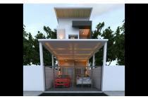 Rumah BARU GRESS sangat dekat Raya Kenjeran BABATAN PANTAI UTARA