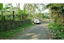Tanah Murah cocok untuk perumahan di belakang Jatim Park 3 Beji Batu