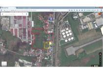 Jual Tanah 1,1 ha di Bandara Soekarno Hatta, Harga Rp. 11.000.000 per meter