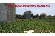 Jual Tanah 1,1 Are Jl. Gunung Talang VIC, GG Sandat, P. Sambian, Denpasar