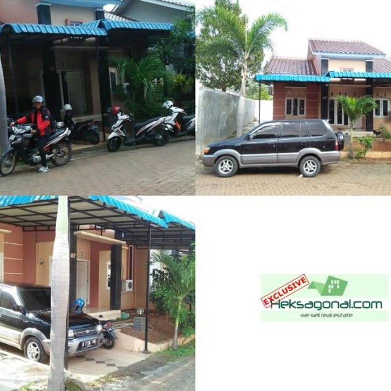 Rumah Cluster Full Furnished dijual Tembalang Semarang hks5680