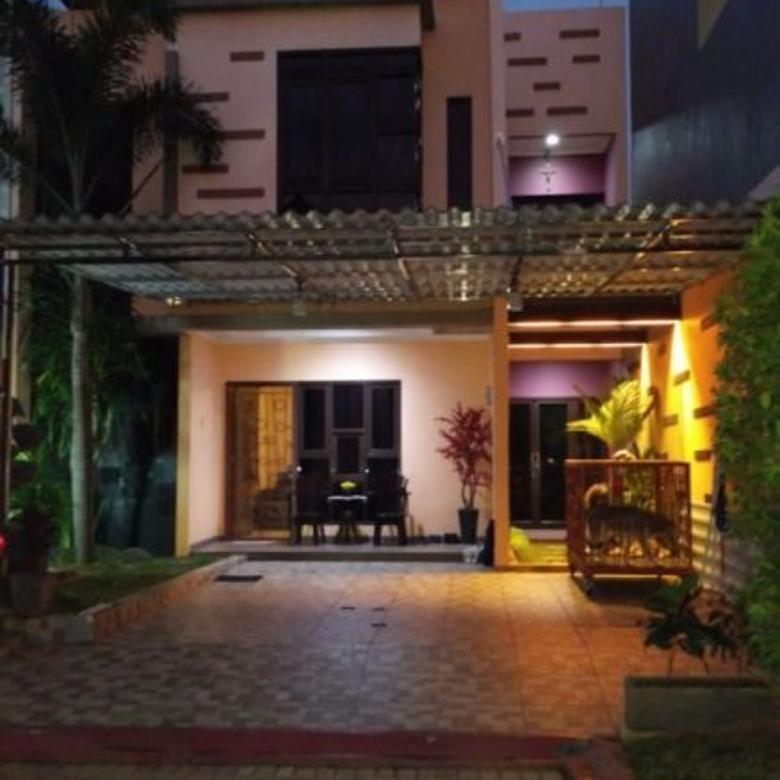 Rumah Siap Huni dalam cluster valeria Metland 2.5lt 3KT bagus