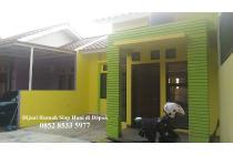 Rumah Murah Dekat Pasar Pucung Depok