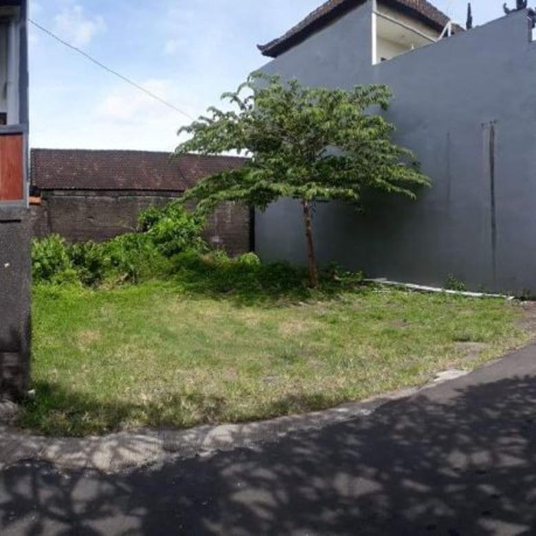 Tanah Di Kebo Iwa Utara Denpasar Bali Dekat Gatsu Barat,Muding