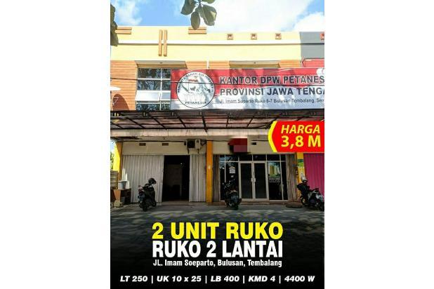 Rp3,8mily Ruko Dijual