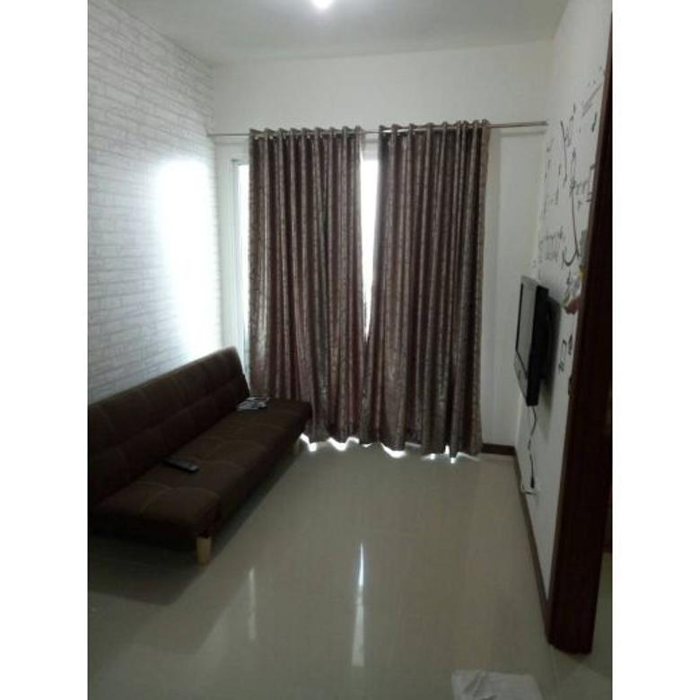 Condominium Green Bay 1 Kamar 42m2 Semifurnish Tower J Siap Huni