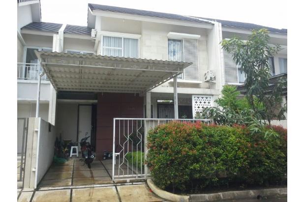 Dijual Rumah Cluster Bebas banjir banjar wijaya Tangerang. 14983430