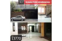 Rumah Puri Kembangan, Jakarta Barat, 540 m², 2 Lt, SHM