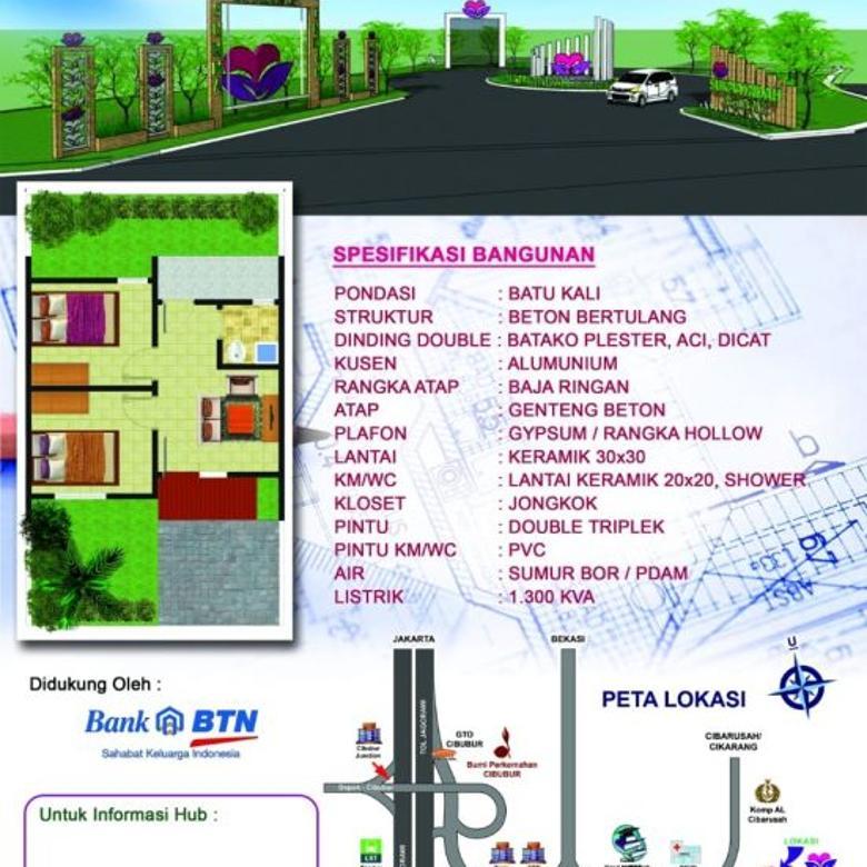 Sukma Indah Residence Rumah Subsidi Murah Bogor, cileungsi