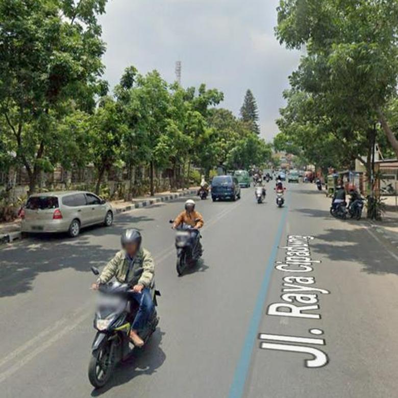 Showroom Mobil Di Jalan Raya Cibiru Sebelah Transmart Cipadung 4,3 Miliar