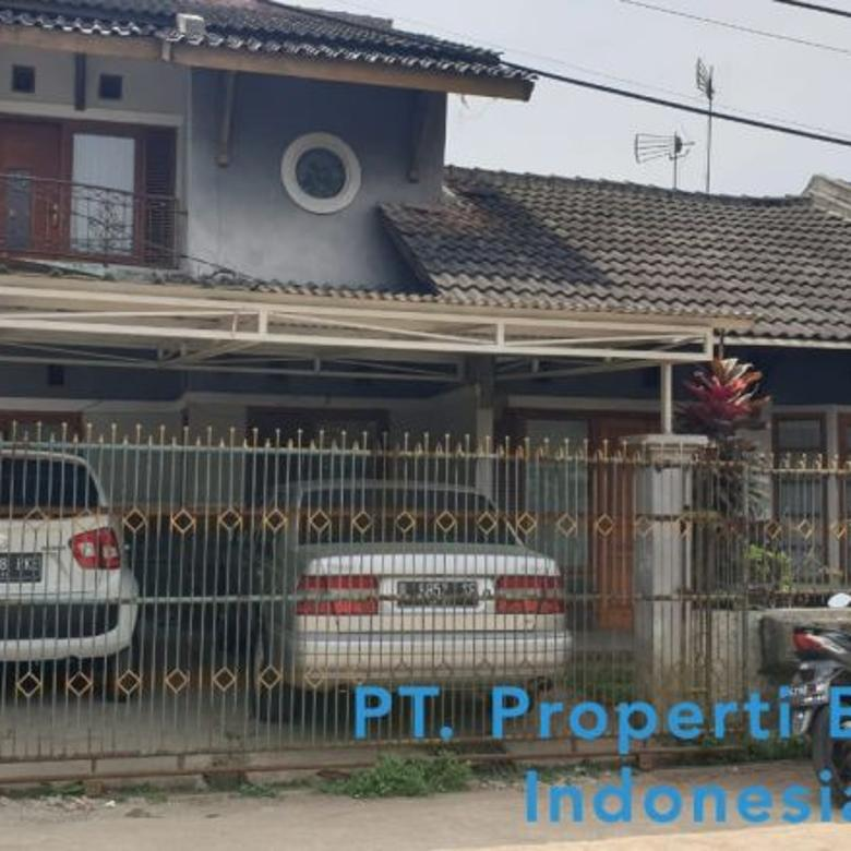 Jual Rumah Cimahi Bukit Cipageran Kawasan Sejuk Bebas Banjir