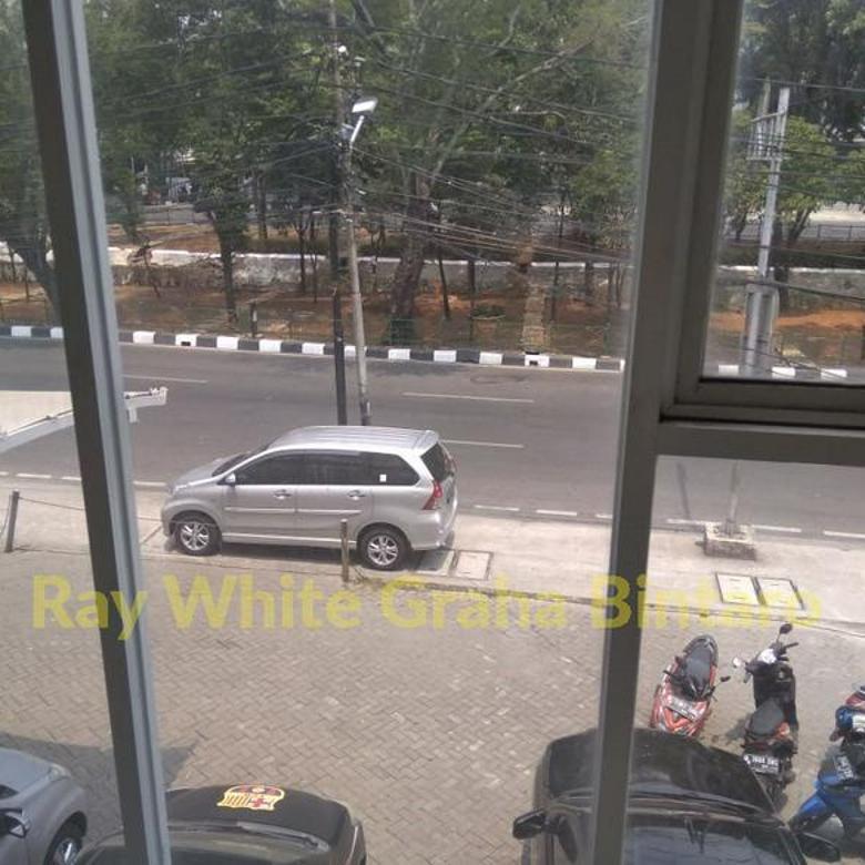 Ruko 4 Lantai Hak Milik di Jl Minang Kabau Barat