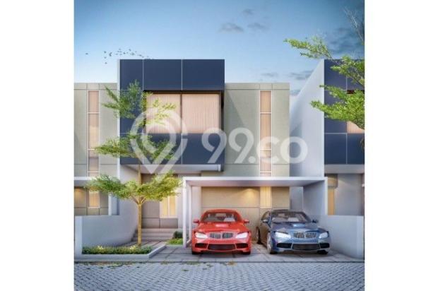 SERDAM kotamadya  Beltran Riverside Town house  2 lantai. 11376903