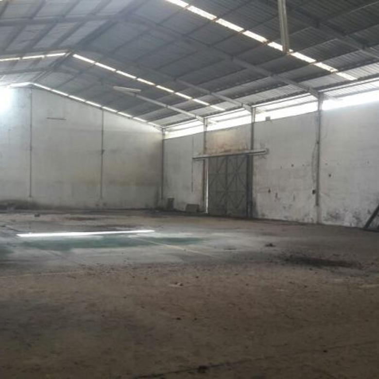 Dijual Tanah Bonus Gudang Cocok Usaha Distributor Cibinong Bog