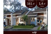 Rumah Baru Murah Cluster Uluwatu - Citra Maja Raya Tangerang
