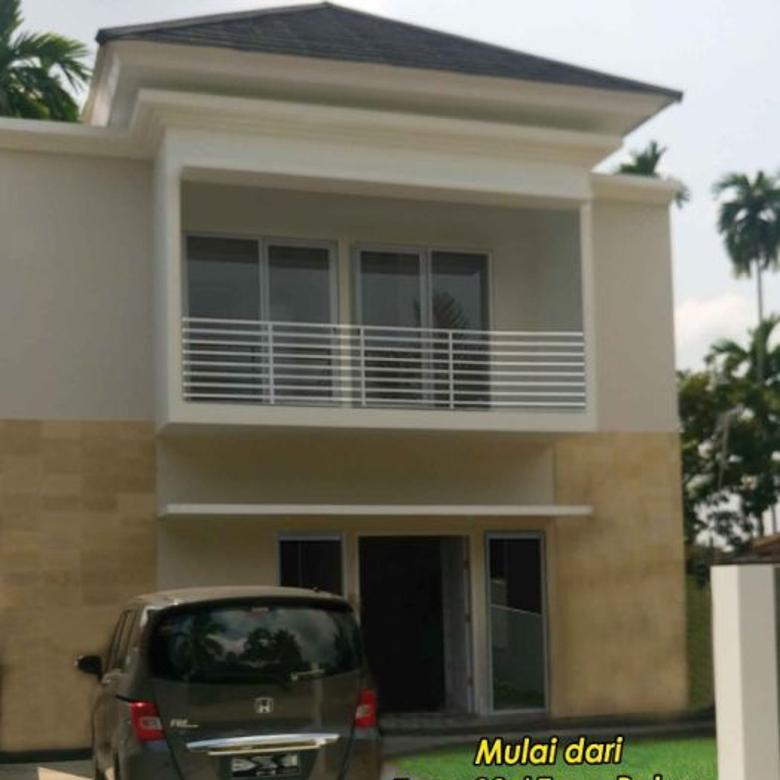 Rumah di jual pekanbaruTown House Mewah Jl. Kelapa Sawit Ujung