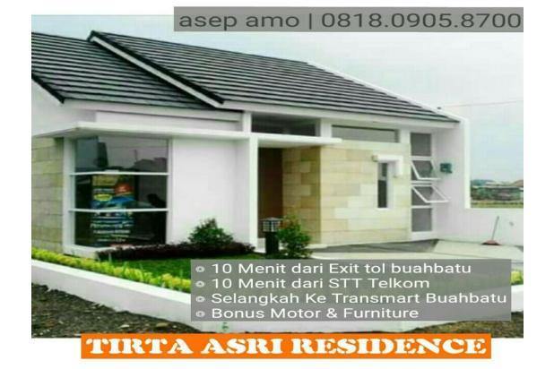 Rumah Cluster Modern Minimalis dekat Kampus Telkom 12397716