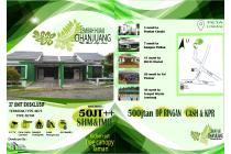 Dijual Rumah Baru Harga 400jtan di Cihanjuang, Cicilan Mulai 3jtan