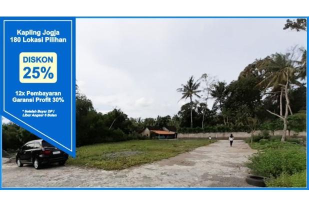 Rp748jt Tanah Dijual