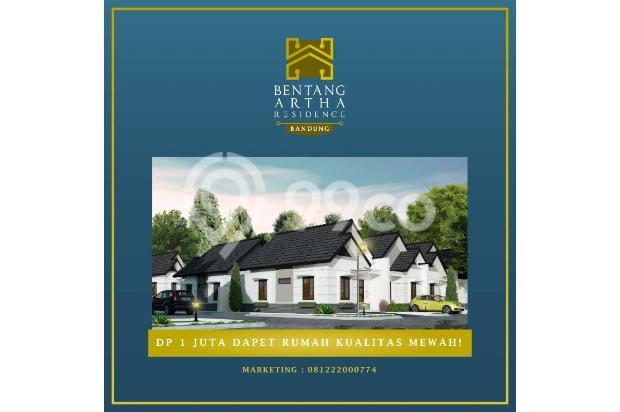 Harga jual Rumah KPR Bentang Artha Rsidense Ciwastra Bandung 2018 17794460