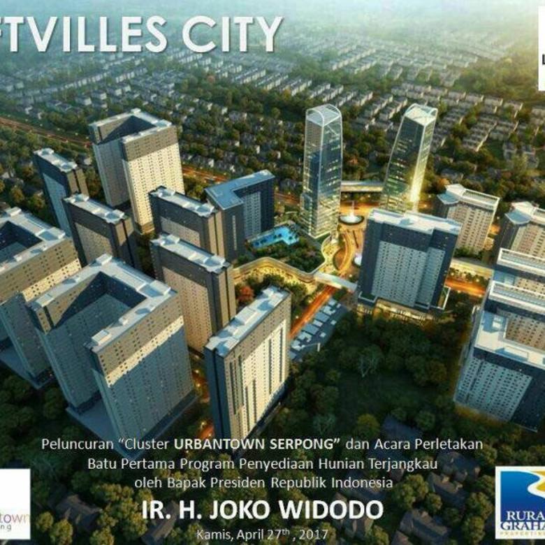 Urban Town Serpong Apartemen Subsidi at Tangerang Selatan