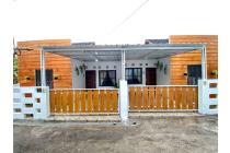 Rumah baru full furnish dekat embung potorono banguntapan