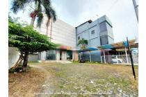 Gedung 2,5 Lantai Siap Pakai Ex Bengkel Asuransi di Pondok Pinang