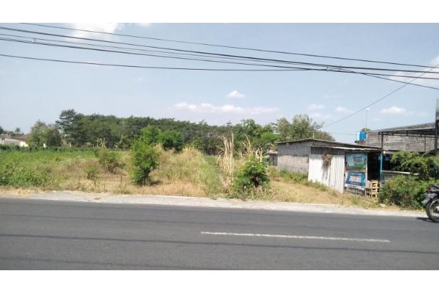 Rp461jt Tanah Dijual