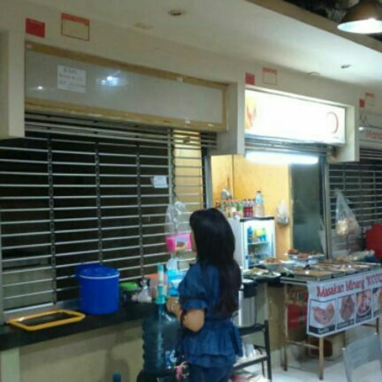 Dijual Kios Food Cord Tamprin City